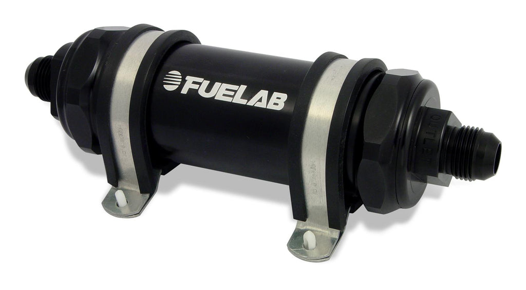 FUELAB 82821-1 828 Series In-Line Fuel Filters