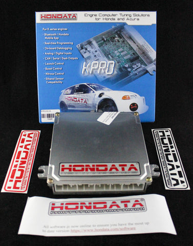 Hondata Kpro Version 4 02-04 RSX, 05-06 RSX, 2001-2006 Japanese DC5 Integra Type R