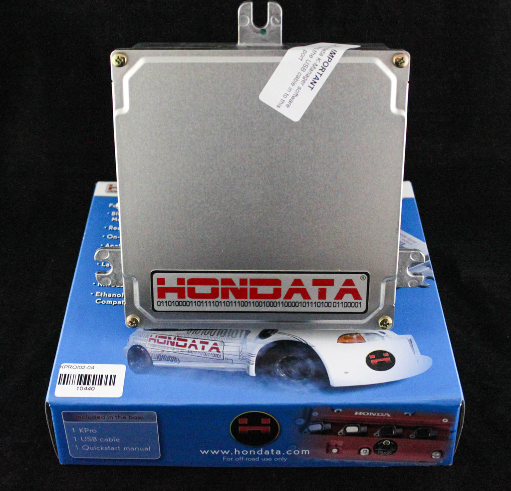 Hondata Kpro Version 4 02-04 RSX, 05-06 RSX, 2001-2006 Japanese DC5 In