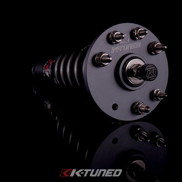 K-Tuned K1-Street Coilovers 2003-07 Accord / 2004-08 TSX