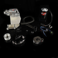K-Tuned K Series Complete Water Plate Kit w/ Electric Pump K20 K24 KWP-TB-405