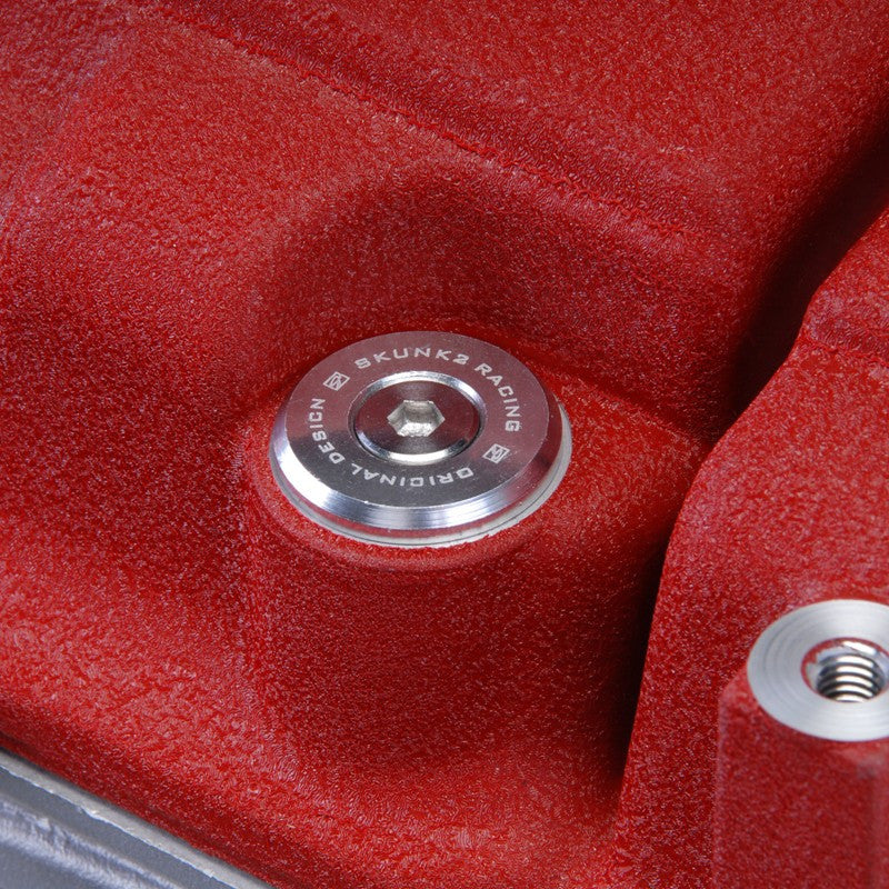 SKUNK2 LOW PROFILE VALVE COVER WASHER HARDWARE Kit B Series CLEAR 649-05-0110 - HPTautosport