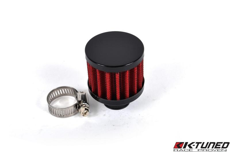 K-Tuned VALVE COVER BREATHER FILTER KTD-VC-VENT - HPTautosport