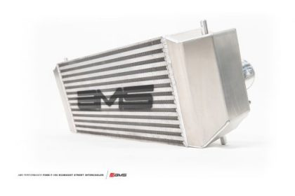 AMS Performance 3.5L 5.5in Thick Intercooler Upgrade for 2015+ Ford F-150 2.7L/3.5L / 17-19 Ford Raptor