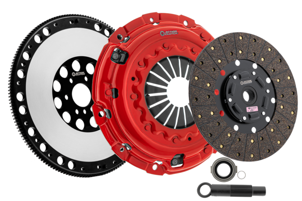 Stage 1 Clutch Kit w/ HD Pressure Plate+Bearing Kit for 12-15 Honda Civic