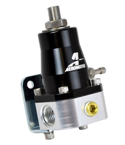 Aeromotive EFI Adjustable Fuel Pressure Bypass Regulator 30-70 PSI 13129