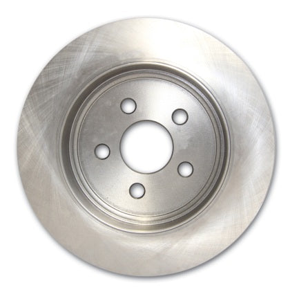 EBC 2500 Pick-up 5.2 2WD Premium Rear Rotors for 00-02 Dodge Ram