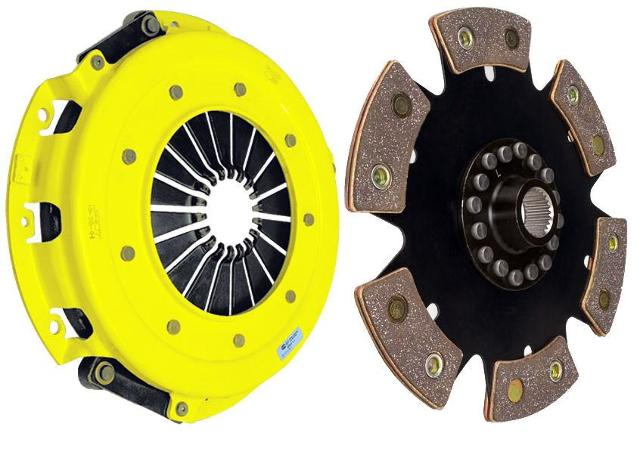ACT Clutch Kit - Heavy Duty (HD) - Accord/CL/Prelude - 1990-2002 - HA3-SPR6