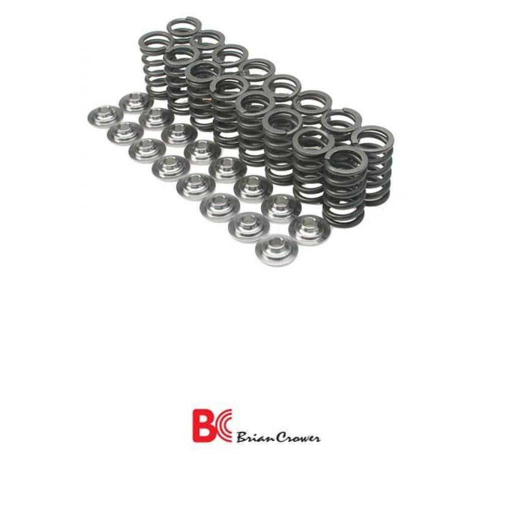 Brian Crower Valve Springs Ti Retainers Kit Civic CRX D16