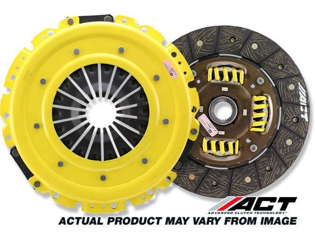 ACT HEAVY DUTY STREET SPRUNG DISC CLUTCH KIT 03-06 LANCER EVO 4G63 ME2-HDSS