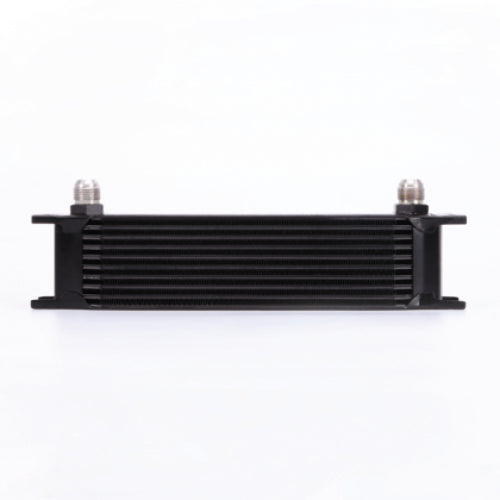 Mishimoto Universal 10 Row Oil Cooler - Black