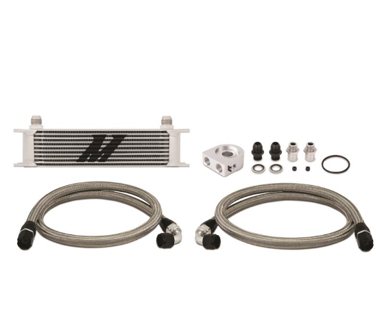 Mishimoto Racing Oil Cooler Kit Universal MMOC-U