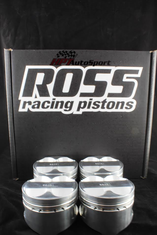 ross racing pistons honda b-series high compression b16a