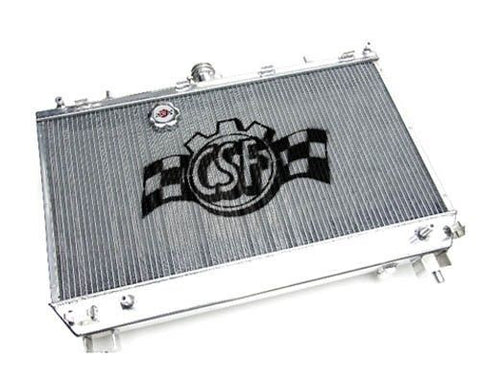 CSF Mazda Miata 1989-1997 Aluminum 2-Row Racing Version Radiator 2862