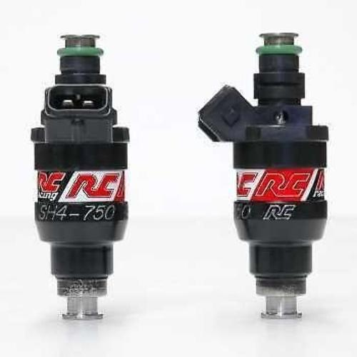 RC FUEL INJECTORS 550CC (Set of 4) CIVIC INTEGRA PRELUDE B16 GSR