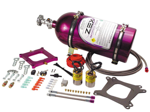 ZEX LSX Direct Port Nitrous Systems 82235