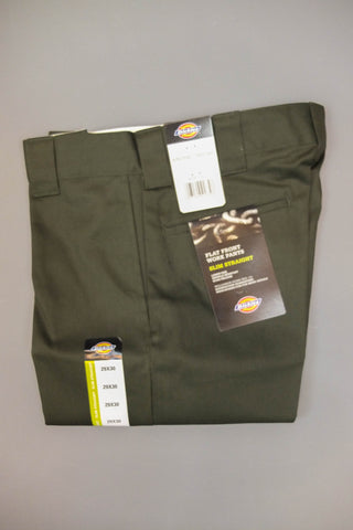 Dickies 873 Slim Straight Work Pant Olive Green