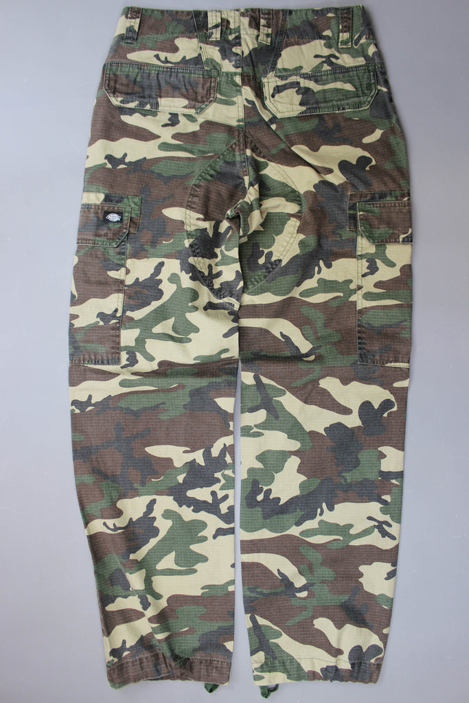 Dickies New York Combat Pants Camoflage - Endemic Skate Store