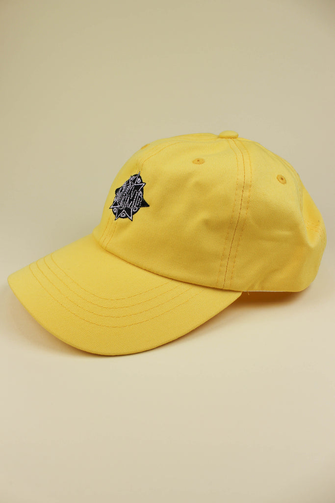 Endemic Mass Appeal Cap Banana - Endemic Skate Store