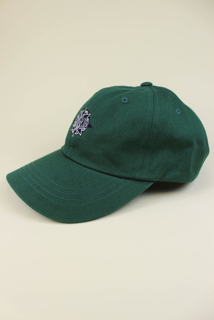 Endemic Mass Appeal Cap Green - Endemic Skate Store