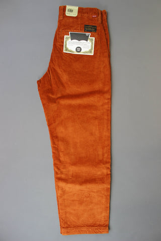 Levis Skate Pleated Trousers Bombay Brown - Endemic Skate Store