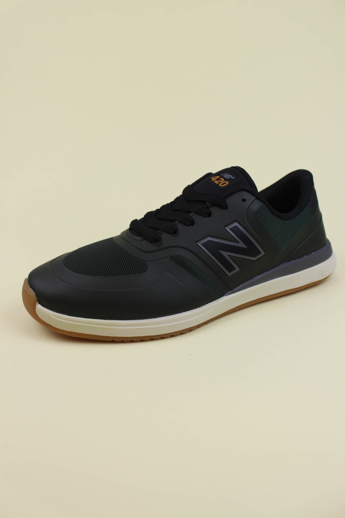 New Balance NM 420 Olive - Endemic Skate Store