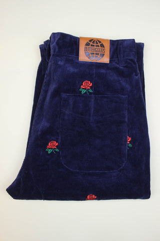 Buttergoods Rose Navy Corduroy Pants - Endemic Skate Store