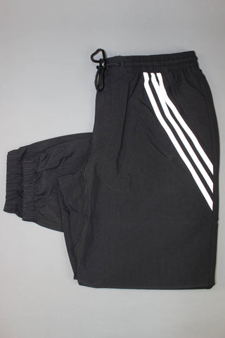 Adidas Workshop Pants - Black / White - Endemic Skate Store