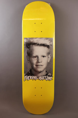 Fucking Awesome AVE Class Photo Board 8.38 - Endemic Skate Store