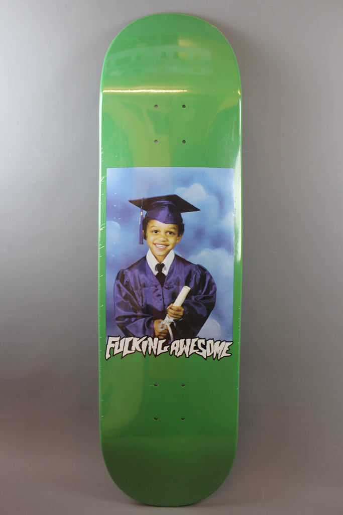 Fucking Awesome Kevin Class Photo Board 8.5 - Endemic Skate Store