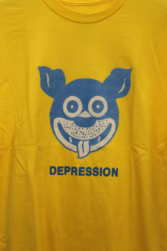 Fucking Awesome Depression Tee Daisy - Endemic Skate Store