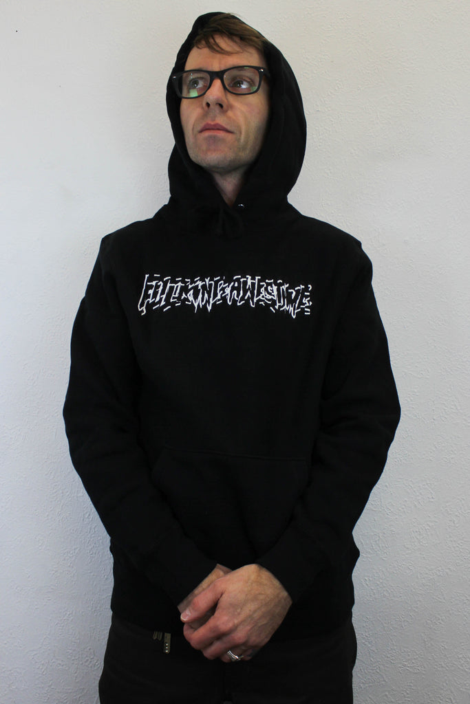 Fucking Awesome Shockwave Hood Black - Endemic Skate Store