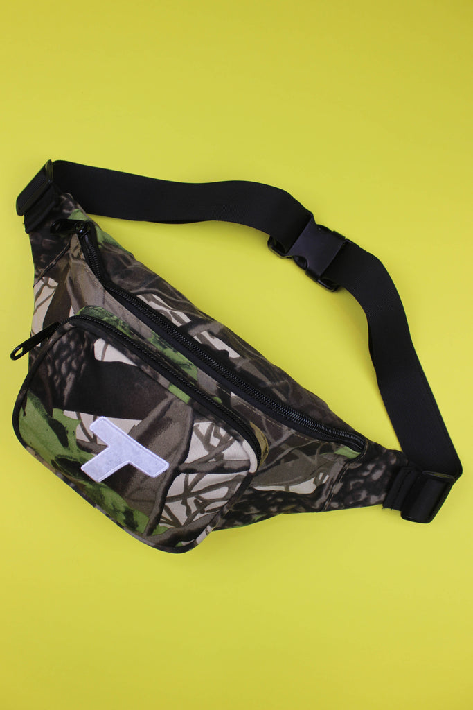 Theobalds Cap Co Wraysbury Day Pack Woodland Camo - Endemic Skate Store
