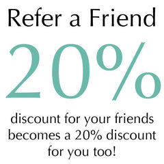 refer a friend, sale, discount, rewards