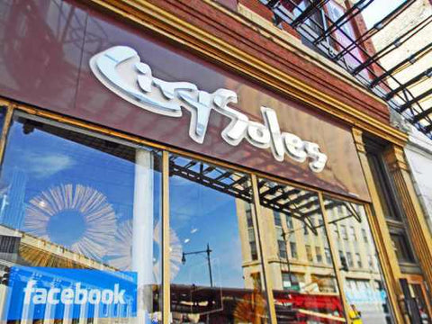 Citysoles Shoe Boutique Chicago Illinois