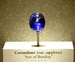 Star of Bombay Sapphire Cabochon