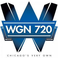Chicago Radio WGN 720am visits the studio to record sounds of jewelry making
