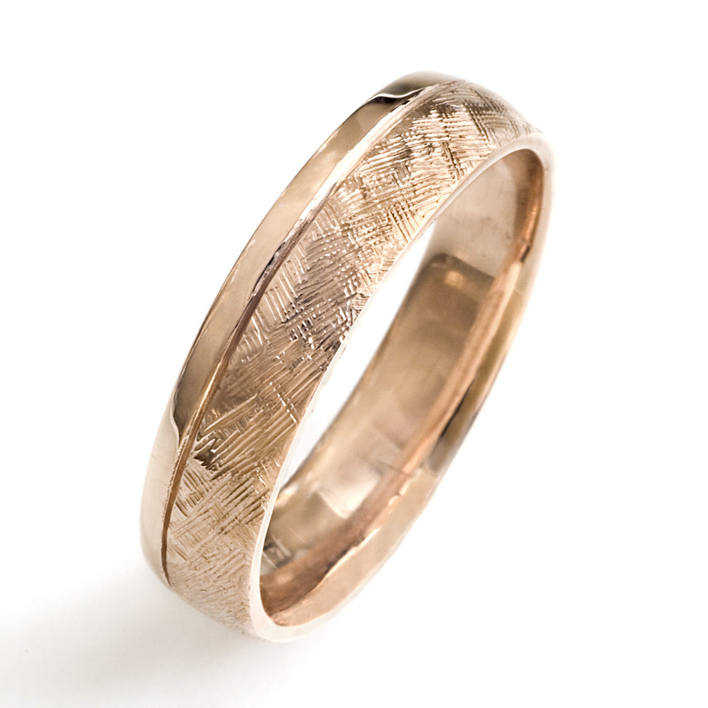 Custom Golden Ratio Wedding Band