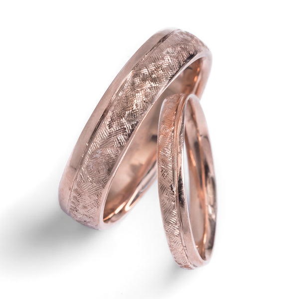 Golden Ratio Wedding Band