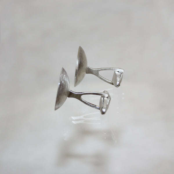 Satellite Cufflinks with Stone