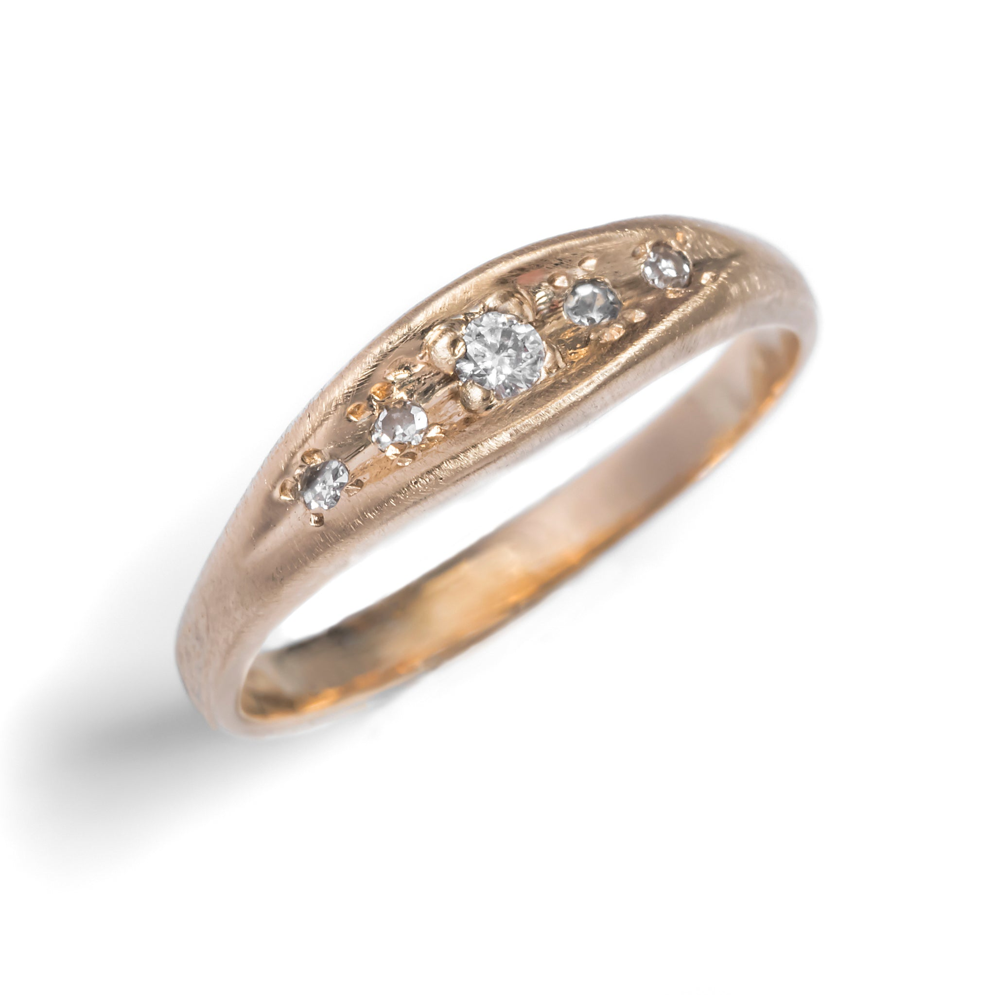 from detailed vintage engagement kirk cut kara stella collection ring classic modern hand the pin princess rings engraved