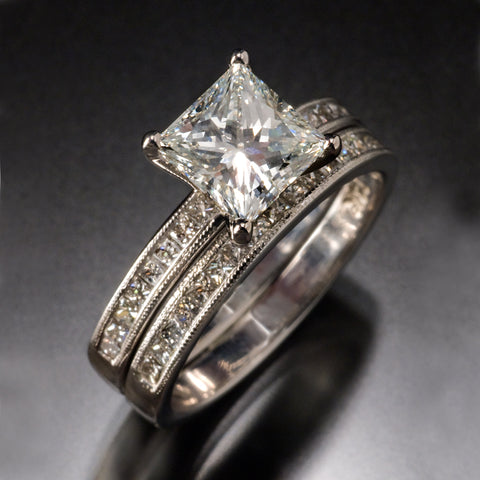 Principesa Prong Set Solitaire Engagement Ring