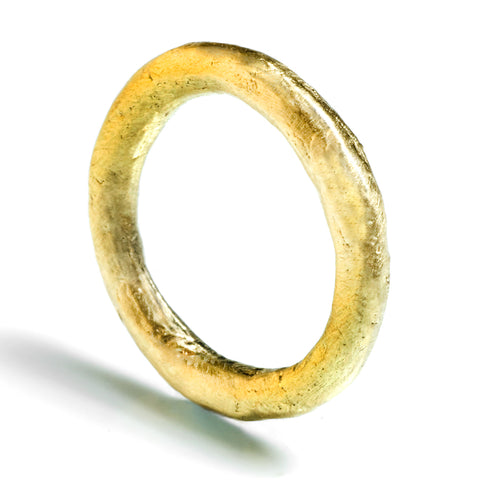 Round Wedding Band