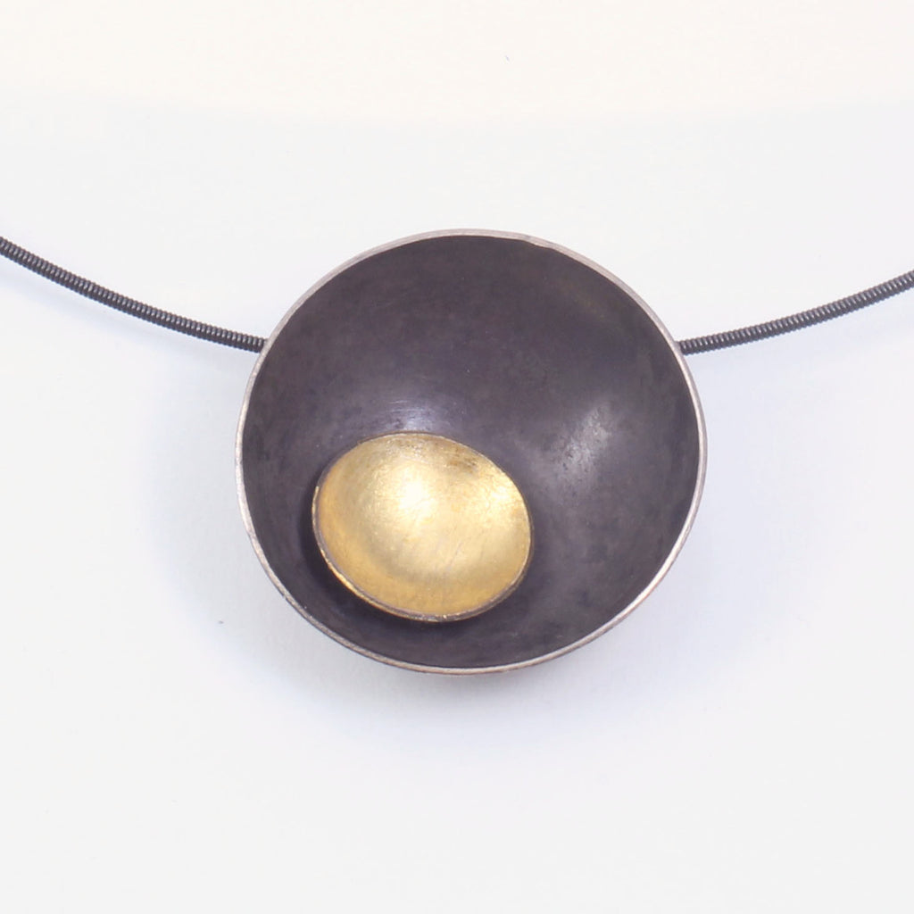 Double Satellite Pendant