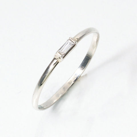 Horizon Engagement Ring
