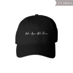 """We Are All One"" Cotton Cap"