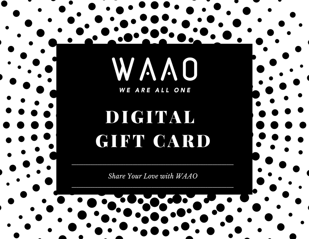 WAAO - Digital Gift Card