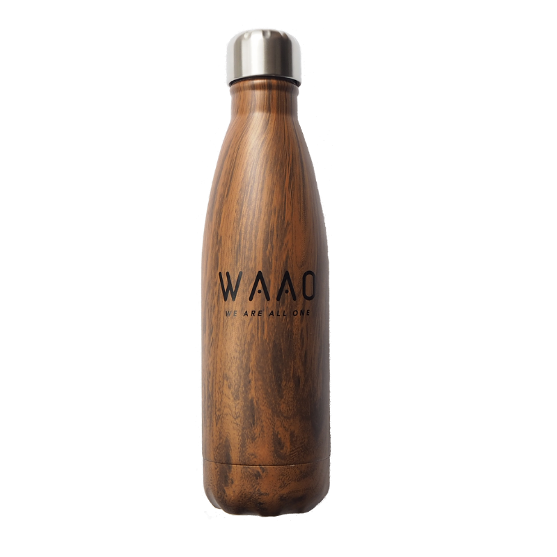 The WAAO Reusable Water Bottle