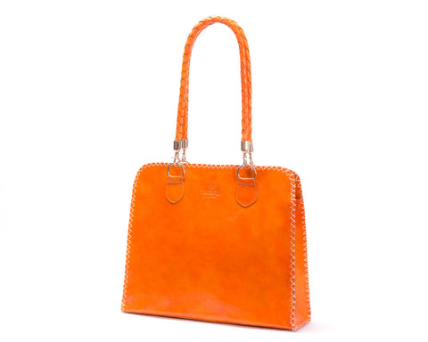 Signature Tote (Orange)