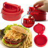 Hamburger Press Makers(2 Pcs)